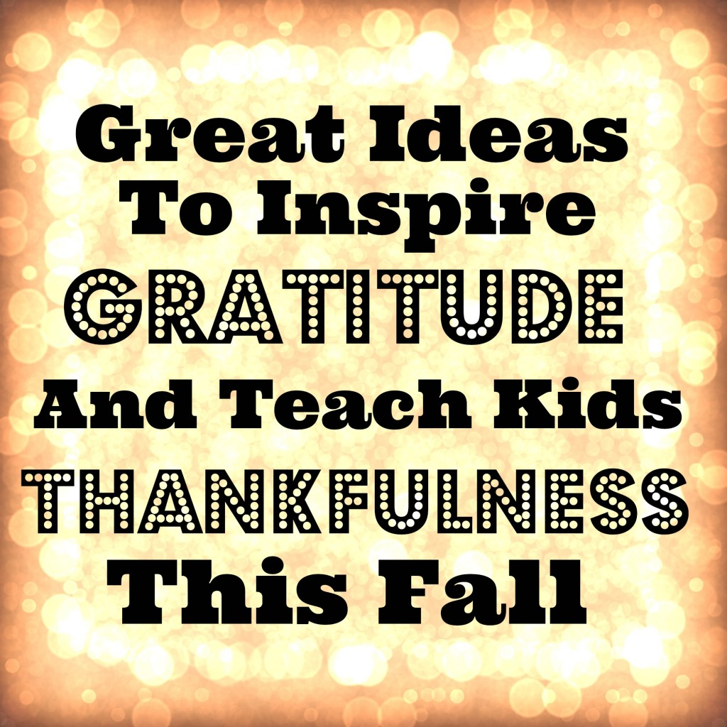Gratitude&Thankfulness