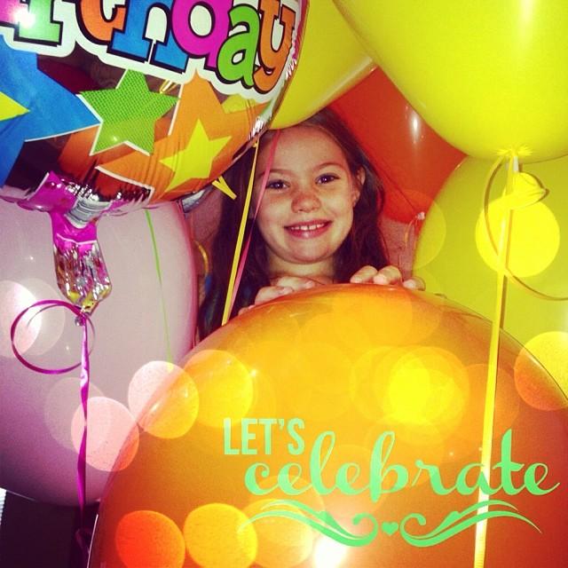 Birthday number 10 - November 2013