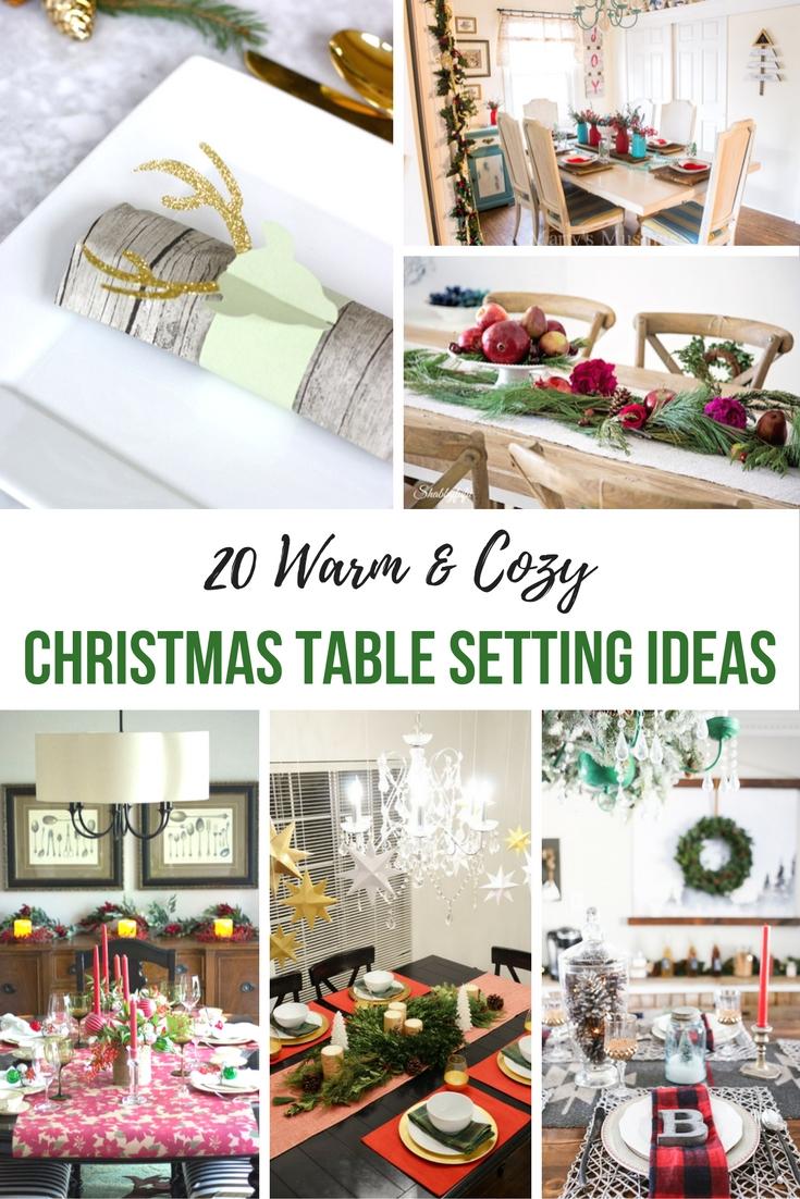 christmas-table-setting-ideas-1 - She Lives Free